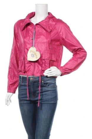 Дамско яке Please, Размер M, Цвят Розов, 58% полиамид, 42% полиестер, Цена 43,47лв.
