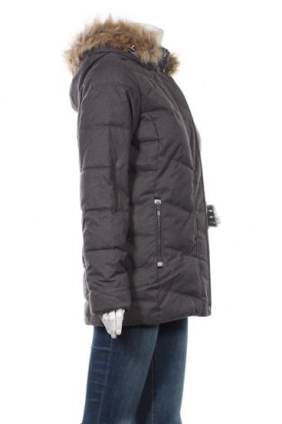 Дамско яке Polarino, Размер S, Цвят Сив, Полиестер, Цена 65,91лв.