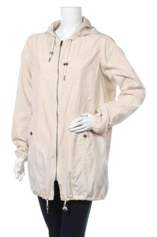 Γυναικείο μπουφάν Soya Concept, Μέγεθος M, Χρώμα  Μπέζ, Πολυεστέρας, πολυαμίδη, Τιμή 10,13€