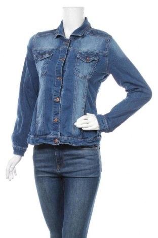 Γυναικείο μπουφάν Up 2 Fashion, Μέγεθος M, Χρώμα Μπλέ, 98% βαμβάκι, 2% ελαστάνη, Τιμή 17,66€