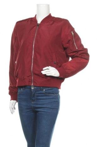 Дамско яке Vero Moda, Размер L, Цвят Червен, Полиестер, Цена 51,75лв.