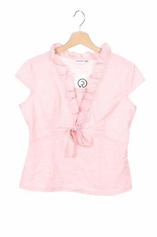 Παιδική μπλούζα, Μέγεθος 12-13y/ 158-164 εκ., Χρώμα Ρόζ , 65% βαμβάκι, 35% πολυεστέρας, Τιμή 8,02€