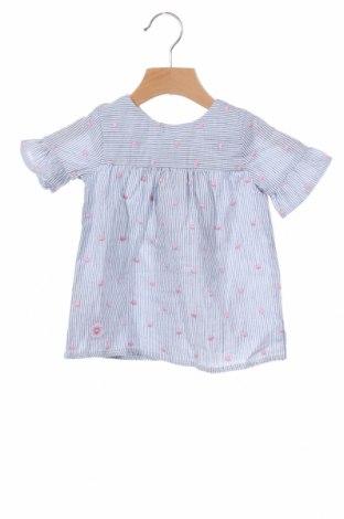 Παιδική μπλούζα Boboli, Μέγεθος 9-12m/ 74-80 εκ., Χρώμα Μπλέ, 92% βαμβάκι, 8% πολυεστέρας, Τιμή 7,11€