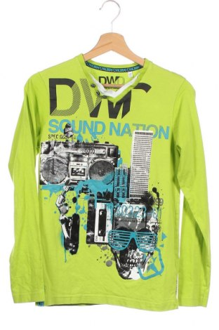 Παιδική μπλούζα Here+There, Μέγεθος 12-13y/ 158-164 εκ., Χρώμα Πράσινο, Βαμβάκι, Τιμή 5,84€