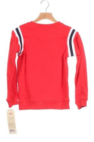 Παιδική μπλούζα Levi's, Μέγεθος 4-5y/ 110-116 εκ., Χρώμα Κόκκινο, 60% βαμβάκι, 40% πολυεστέρας, Τιμή 19,56€