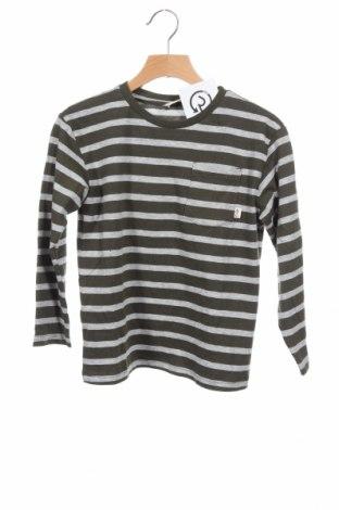 Παιδική μπλούζα Mango, Μέγεθος 5-6y/ 116-122 εκ., Χρώμα Πράσινο, 90% βαμβάκι, 10% βισκόζη, Τιμή 11,75€
