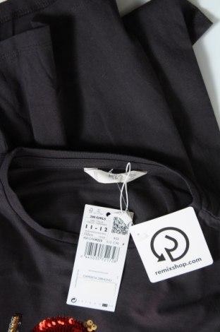 Παιδική μπλούζα Mango, Μέγεθος 10-11y/ 146-152 εκ., Χρώμα Γκρί, Βαμβάκι, Τιμή 12,62€