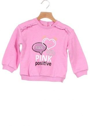 Παιδική μπλούζα Primigi, Μέγεθος 18-24m/ 86-98 εκ., Χρώμα Ρόζ , Βαμβάκι, Τιμή 13,92€