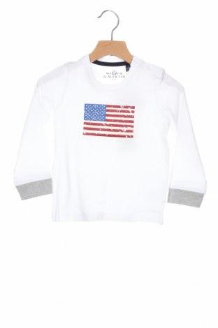 Παιδική μπλούζα St.Martin polo club, Μέγεθος 2-3y/ 98-104 εκ., Χρώμα Λευκό, Βαμβάκι, Τιμή 7,09€