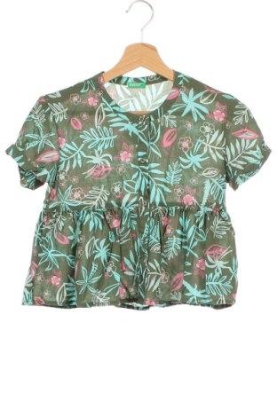 Παιδική μπλούζα United Colors Of Benetton, Μέγεθος 8-9y/ 134-140 εκ., Χρώμα Πολύχρωμο, Μοντάλ, Τιμή 8,35€