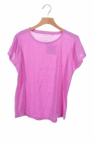 Παιδική μπλούζα Yigga, Μέγεθος 10-11y/ 146-152 εκ., Χρώμα Βιολετί, 88% πολυεστέρας, 12% λινό, Τιμή 3,41€