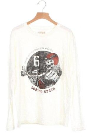 Παιδική μπλούζα Zara, Μέγεθος 10-11y/ 146-152 εκ., Χρώμα Εκρού, Βαμβάκι, Τιμή 9,35€