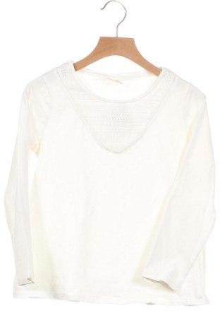 Παιδική μπλούζα Zara Kids, Μέγεθος 6-7y/ 122-128 εκ., Χρώμα Λευκό, Τιμή 10,93€