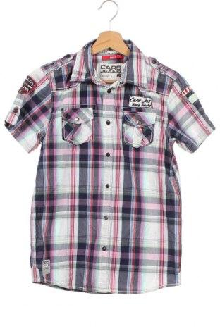 Παιδικό πουκάμισο Cars Jeans, Μέγεθος 14-15y/ 168-170 εκ., Χρώμα Πολύχρωμο, Βαμβάκι, Τιμή 4,16€