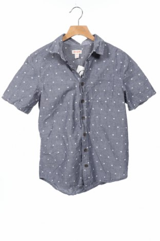 Παιδικό πουκάμισο Cat & Jack, Μέγεθος 12-13y/ 158-164 εκ., Χρώμα Γκρί, Βαμβάκι, Τιμή 8,28€
