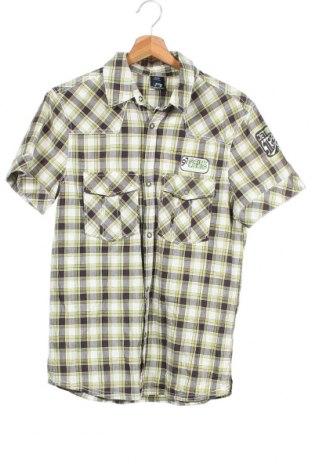 Παιδικό πουκάμισο Dognose, Μέγεθος 15-18y/ 170-176 εκ., Χρώμα Πολύχρωμο, Βαμβάκι, Τιμή 3,90€
