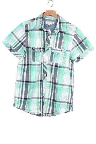 Детска риза H&M L.O.G.G., Размер 14-15y/ 168-170 см, Цвят Многоцветен, Памук, Цена 15,75лв.