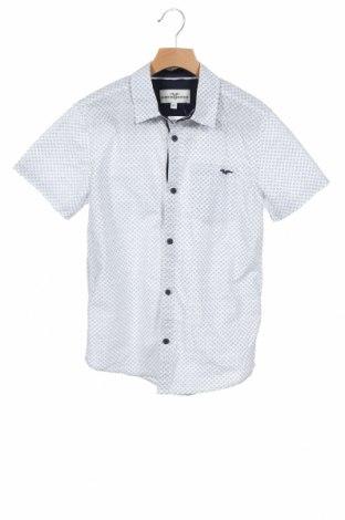 Παιδικό πουκάμισο Hampton Republic, Μέγεθος 11-12y/ 152-158 εκ., Χρώμα Μπλέ, Βαμβάκι, Τιμή 5,49€