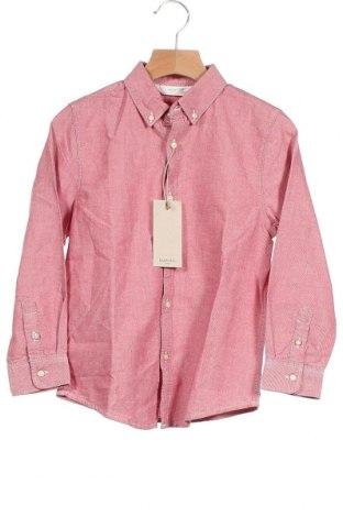 Παιδικό πουκάμισο Mango, Μέγεθος 5-6y/ 116-122 εκ., Χρώμα Ρόζ , Βαμβάκι, Τιμή 13,75€