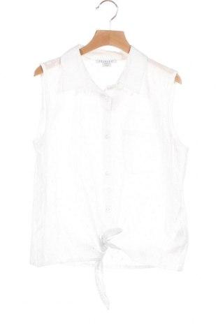 Παιδικό πουκάμισο Primark, Μέγεθος 13-14y/ 164-168 εκ., Χρώμα Λευκό, Βαμβάκι, Τιμή 5,84€