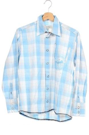 Παιδικό πουκάμισο Tom Tailor, Μέγεθος 12-13y/ 158-164 εκ., Χρώμα Πολύχρωμο, Βαμβάκι, Τιμή 12,47€