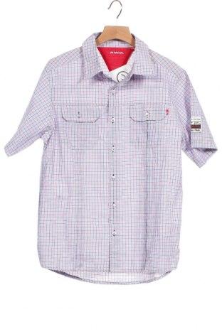 Детска риза Yannick, Размер 12-13y/ 158-164 см, Цвят Многоцветен, 65% памук, 35% полиестер, Цена 4,41лв.