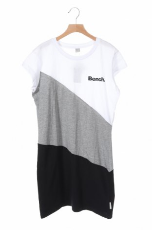 Детска рокля Bench, Размер 11-12y/ 152-158 см, Цвят Многоцветен, 60% памук, 40% полиестер, Цена 40,50лв.