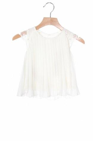 Παιδικό φόρεμα Boboli, Μέγεθος 3-6m/ 62-68 εκ., Χρώμα Λευκό, 95% βισκόζη, 5% ελαστάνη, Τιμή 25,97€