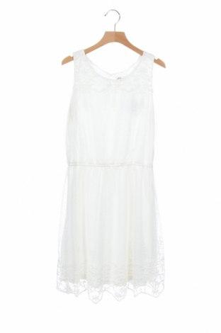 Παιδικό φόρεμα H&M, Μέγεθος 13-14y/ 164-168 εκ., Χρώμα Λευκό, Πολυεστέρας, Τιμή 11,58€