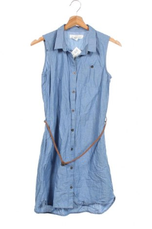 Детска рокля H&M L.O.G.G., Размер 12-13y/ 158-164 см, Цвят Син, Памук, Цена 20,16лв.