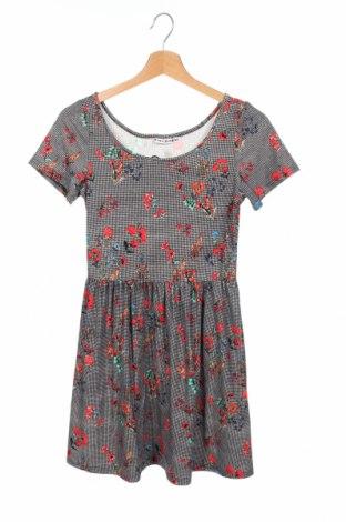 Παιδικό φόρεμα Stop+Go, Μέγεθος 12-13y/ 158-164 εκ., Χρώμα Πολύχρωμο, 90% πολυεστέρας, 10% ελαστάνη, Τιμή 14,29€
