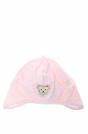 Παιδικό καπέλο Steiff, Χρώμα Ρόζ , 80% βαμβάκι, 20% πολυεστέρας, Τιμή 6,58€