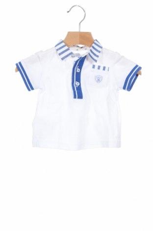 Παιδικό μπλουζάκι Tutto Piccolo, Μέγεθος 3-6m/ 62-68 εκ., Χρώμα Λευκό, Βαμβάκι, Τιμή 8,25€