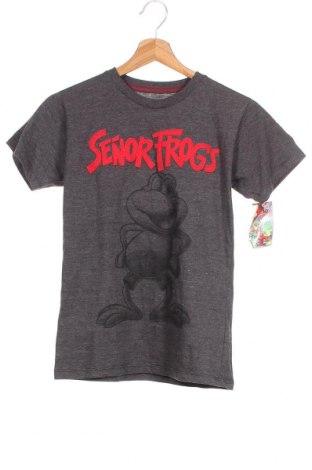 Παιδικό μπλουζάκι, Μέγεθος 12-13y/ 158-164 εκ., Χρώμα Γκρί, 50% βαμβάκι, 50% πολυεστέρας, Τιμή 14,94€