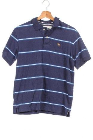 Παιδικό μπλουζάκι Abercrombie Kids, Μέγεθος 13-14y/ 164-168 εκ., Χρώμα Μπλέ, Βαμβάκι, Τιμή 26,37€