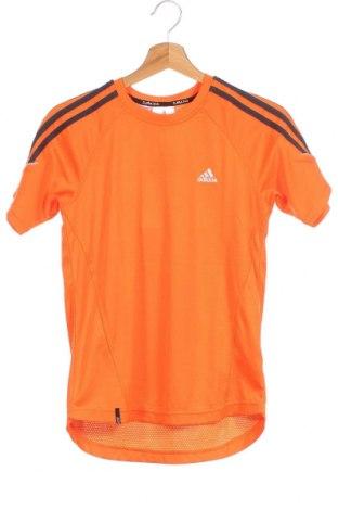Παιδικό μπλουζάκι Adidas, Μέγεθος 13-14y/ 164-168 εκ., Χρώμα Πορτοκαλί, Πολυεστέρας, Τιμή 12,86€