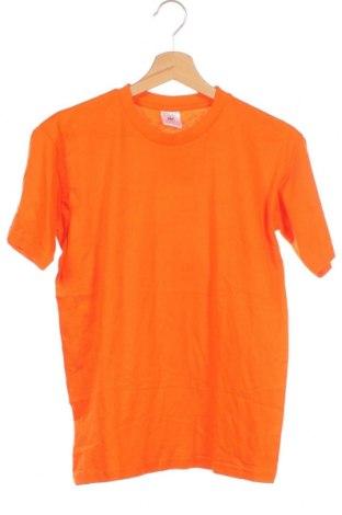 Παιδικό μπλουζάκι B&C Collection, Μέγεθος 11-12y/ 152-158 εκ., Χρώμα Πορτοκαλί, Βαμβάκι, Τιμή 4,55€