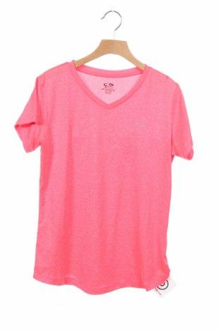 Παιδικό μπλουζάκι Champion, Μέγεθος 14-15y/ 168-170 εκ., Χρώμα Ρόζ , Πολυεστέρας, Τιμή 9,87€