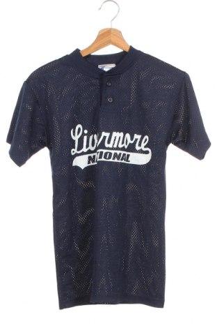 Παιδικό μπλουζάκι Champro sports, Μέγεθος 11-12y/ 152-158 εκ., Χρώμα Μπλέ, Πολυεστέρας, Τιμή 10,49€