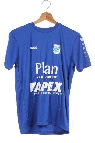 Παιδικό μπλουζάκι Jako, Μέγεθος 12-13y/ 158-164 εκ., Χρώμα Μπλέ, Πολυεστέρας, Τιμή 17,66€