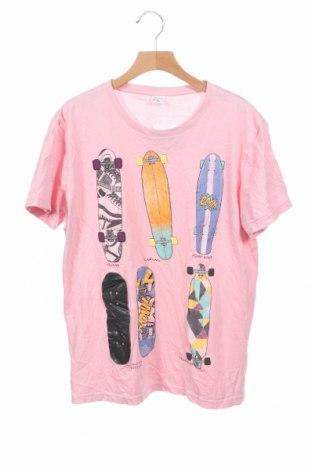 Παιδικό μπλουζάκι Lindex, Μέγεθος 14-15y/ 168-170 εκ., Χρώμα Ρόζ , Βαμβάκι, Τιμή 8,44€