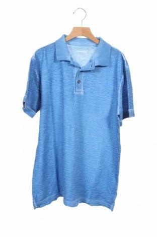 Παιδικό μπλουζάκι Manguun, Μέγεθος 15-18y/ 170-176 εκ., Χρώμα Μπλέ, Τιμή 5,20€