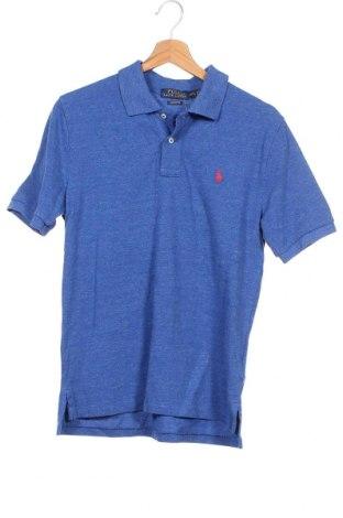 Παιδικό μπλουζάκι Polo By Ralph Lauren, Μέγεθος 14-15y/ 168-170 εκ., Χρώμα Μπλέ, Βαμβάκι, Τιμή 19,74€