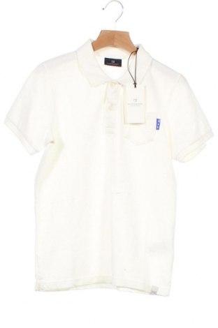 Детска тениска Scotch & Soda, Размер 8-9y/ 134-140 см, Цвят Бял, Памук, Цена 36,75лв.