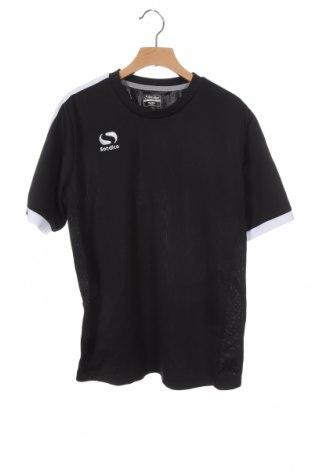 Παιδικό μπλουζάκι Sondico, Μέγεθος 12-13y/ 158-164 εκ., Χρώμα Μαύρο, Τιμή 3,86€