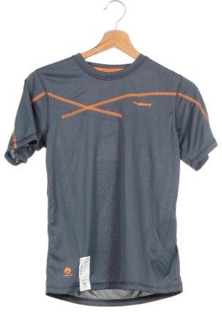 Παιδικό μπλουζάκι Trangoworld, Μέγεθος 11-12y/ 152-158 εκ., Χρώμα Γκρί, Πολυεστέρας, Τιμή 11,66€