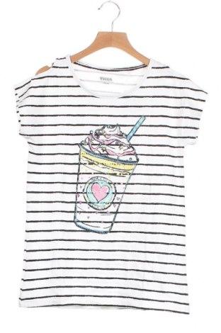 Παιδικό μπλουζάκι Yigga, Μέγεθος 12-13y/ 158-164 εκ., Χρώμα Λευκό, Βαμβάκι, Τιμή 11,04€