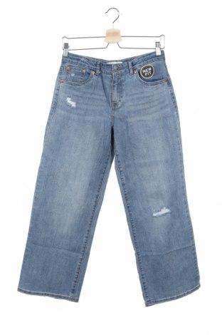 Dětské džíny  Levi's, Velikost 11-12y/ 152-158 cm, Barva Modrá, 82% bavlna, 17% polyester, 1% elastan, Cena  516,00Kč