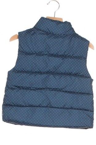 Παιδικό γιλέκο Mango, Μέγεθος 3-4y/ 104-110 εκ., Χρώμα Μπλέ, Πολυεστέρας, Τιμή 20,68€