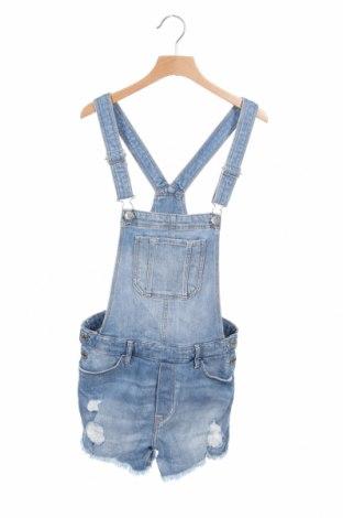 Παιδική σαλοπέτα H&M, Μέγεθος 13-14y/ 164-168 εκ., Χρώμα Μπλέ, 99% βαμβάκι, 1% ελαστάνη, Τιμή 16,24€